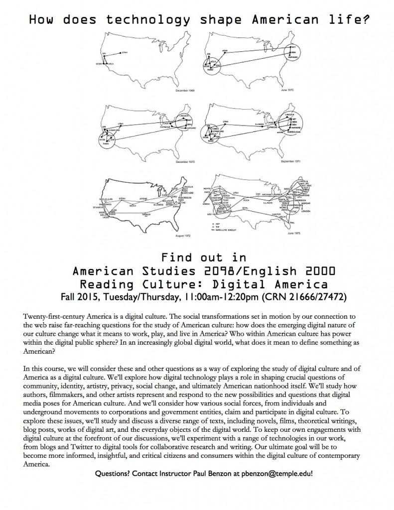 AMST 2098 Sign f15